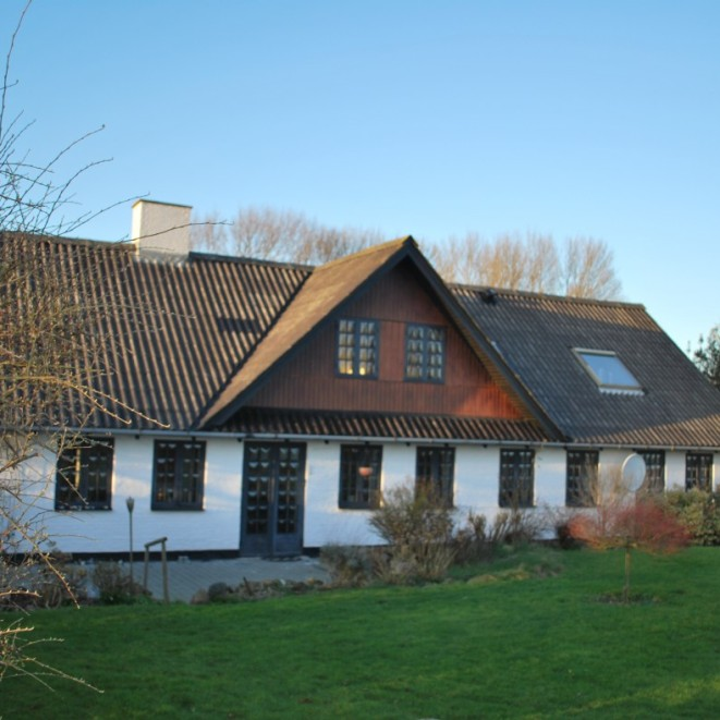 Haus auf Kegnaes